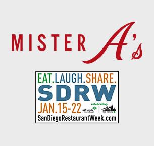 Mister A's & SDRW