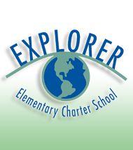 Explorer Elementary Charter School Logo