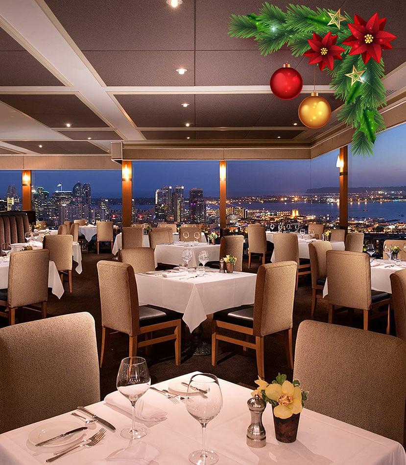 Mister A's Restaurant View