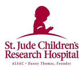 St. Jude Research Hospital logo